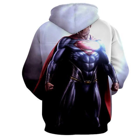 Man of Steel Cool 3D hoodies - Hoodielovers