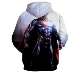 Man of Steel Cool 3D hoodies