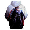 Image of Man of Steel Cool 3D hoodies - Hoodielovers