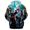 Image of Avengers 3D Printed Hoodie  / Iron Man / Captain America / Wonder Women - Hoodielovers