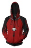 Image of Portgas D. Ace Zip Up Hoodie - One piece Hoodies - Hoodielovers