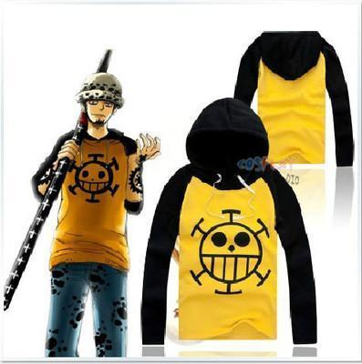 ONE PIECE TRAFALGAR LAW 3D Hoodie - Jacket - One Piece - Costume - Hoodielovers