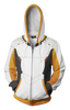 Image of Mercy Overwatch Zip-up Hoodie - Latest 3D Overwatch Hoodie - Hoodielovers