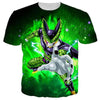 Image of Dragon Ball Z Hoodie - Perfect Cell Hoodie - DBZ Hoodie - Hoodielovers