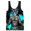 Image of Dragon Ball Z Hoodie - SSj Goku Tatto Hoodie - Hoodielovers