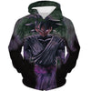 Image of Dragon Ball Super Z Hoodie - Black Goku Hoodie - Jacket - Hoodielovers