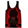 Image of Dragon Ball Super Hoodie - Evil Goku Hoodie - Hoodielovers