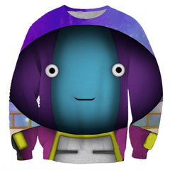 Dragon Ball Super Tournament Hoodie - Lord Zeno Chan 3D Hoodie