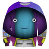 Image of Dragon Ball Super Tournament Hoodie - Lord Zeno Chan 3D Hoodie - Hoodielovers