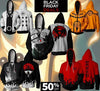 Image of Black Friday / Cyber Monday Deal #30 | Naruto | 5 Hoodies Bundle - Hoodielovers