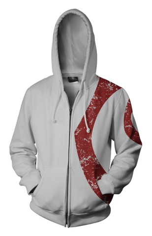 Warcraft HORD Zip-up Hoodie - Latest 3D Warcraft Hoodie - Hoodielovers