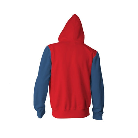 Spiderman Zip up - Spiderman Homecoming Hoodie - Spiderman Jacket - Hoodielovers