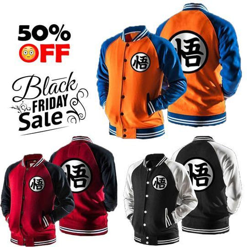 Black Friday Dragon ball Z Super Deal 5 | Three In One 3D Hoodie Package - Hoodielovers