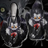 Image of Death Note Ryuk Hoodie - Ryuk Zip Up Jacket - Hoodielovers