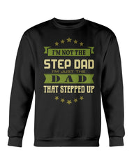 I'm Not The Step Dad