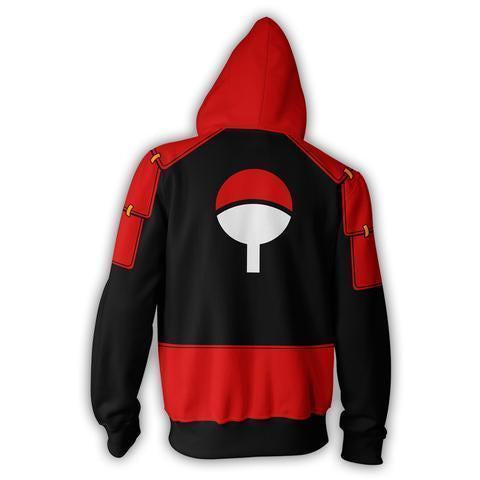 BLACK FRIDAY DEAL Naruto Bundle# 2 | FIVE Zip Up In One - Hoodielovers