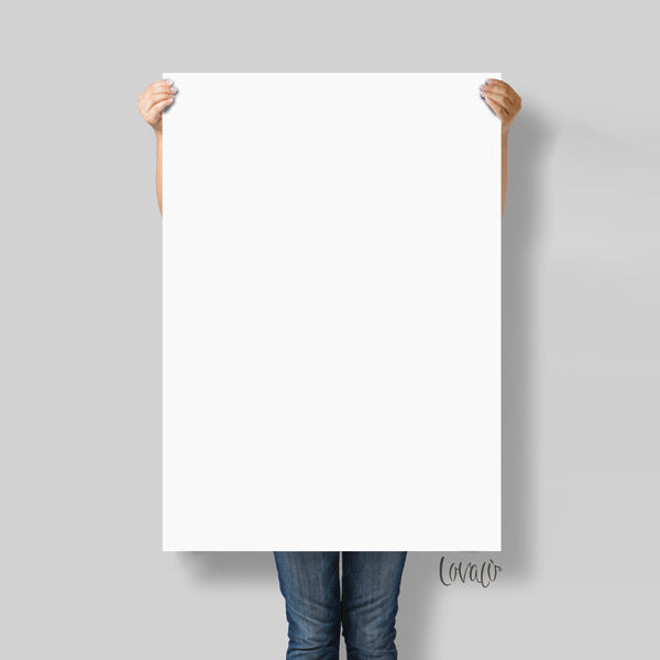 Photography Backdrop white solid color - Lov600