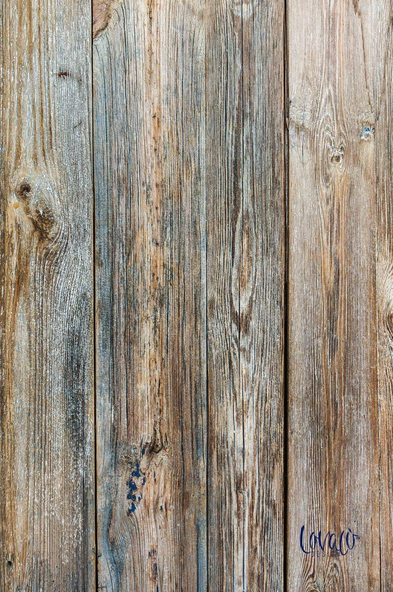 Blue Rustic planks wood photography backdrop - Lov 480 - LovaluDesign