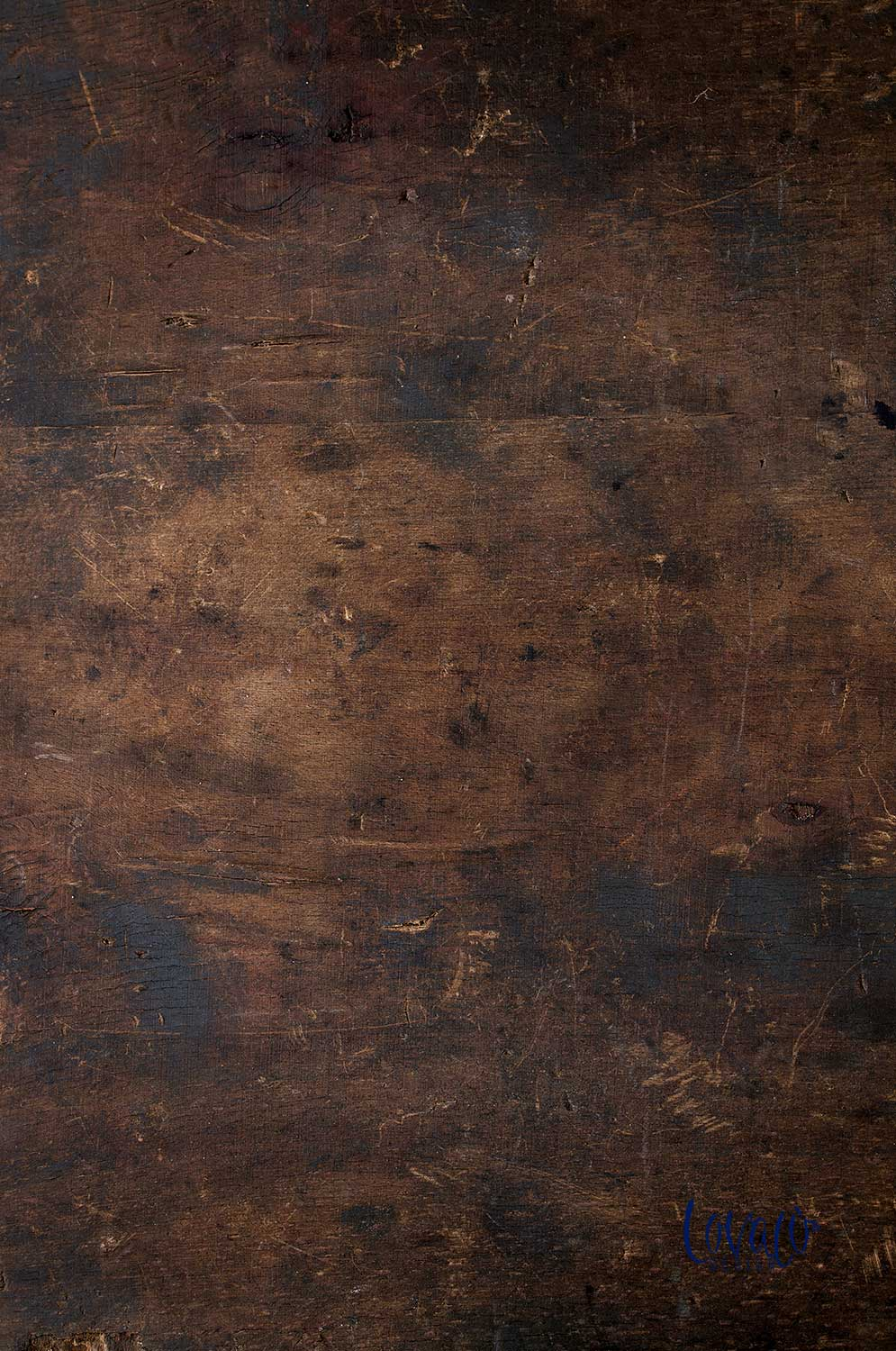 Old wood vinyl photography backdrop - Lov 701