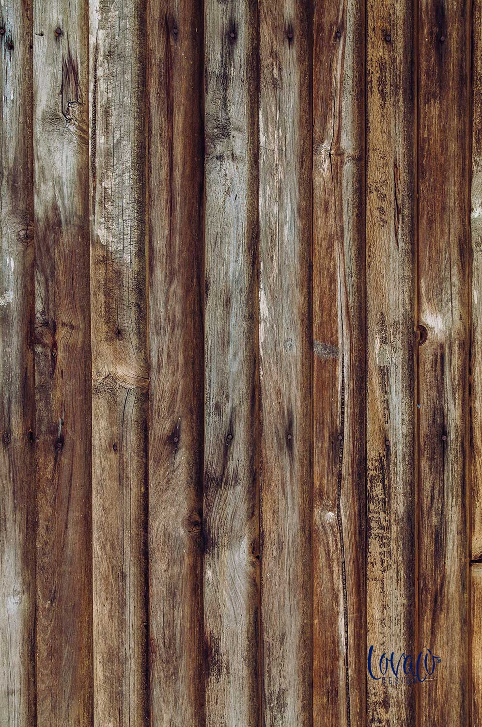 Hipster wood vinyl photography background - Lov 106