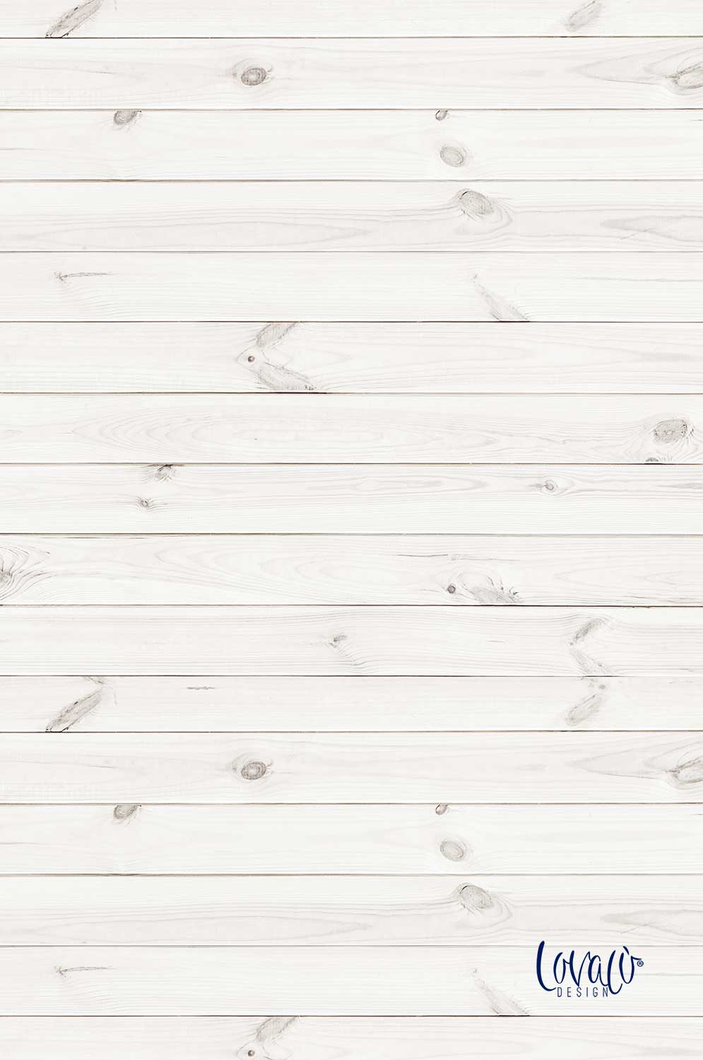 White wood photography backdrop - Lov 367
