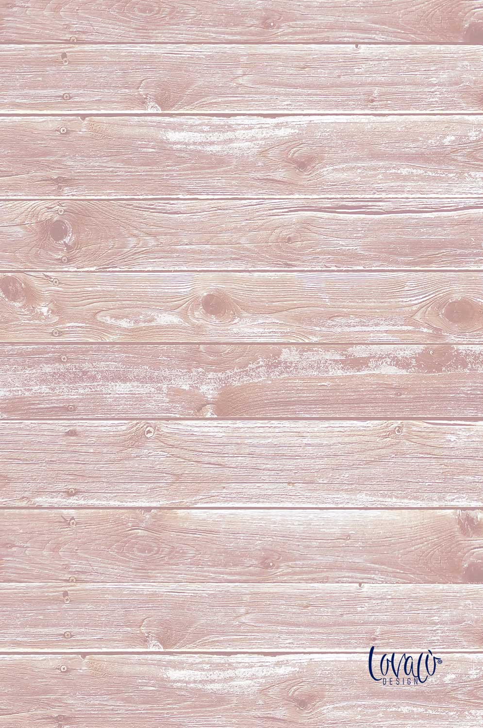 Pink wood photography backdrop - Lov 442