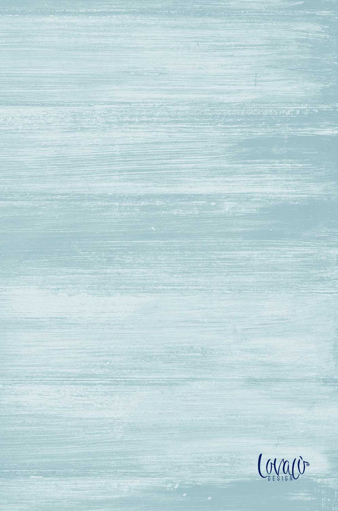 Pale blue shabby paint vinyl Photography Backdrop - Lov 445