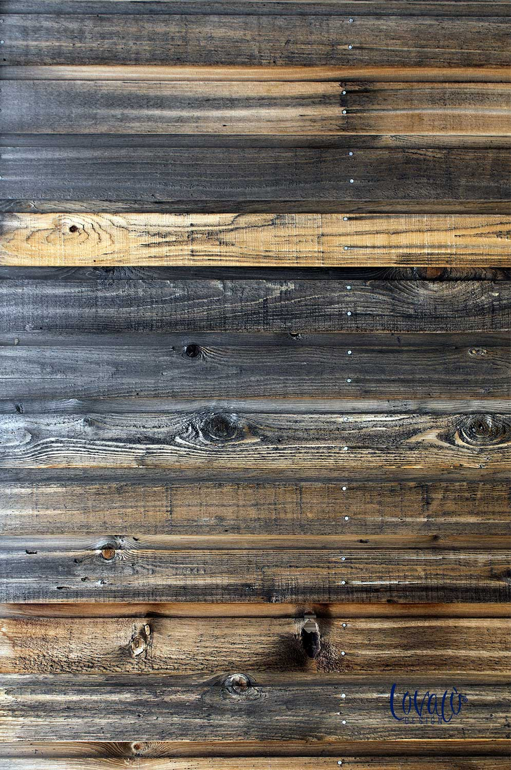 Old wood vinyl photography backdrop - Lov 650