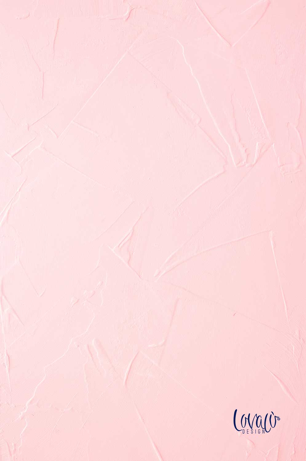 Plaster paint pink photography backdrop - lov 711