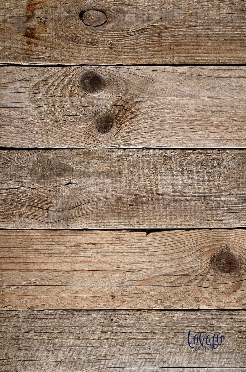 Photography backdrop rustic wood - Lov 835 - LovaluDesign