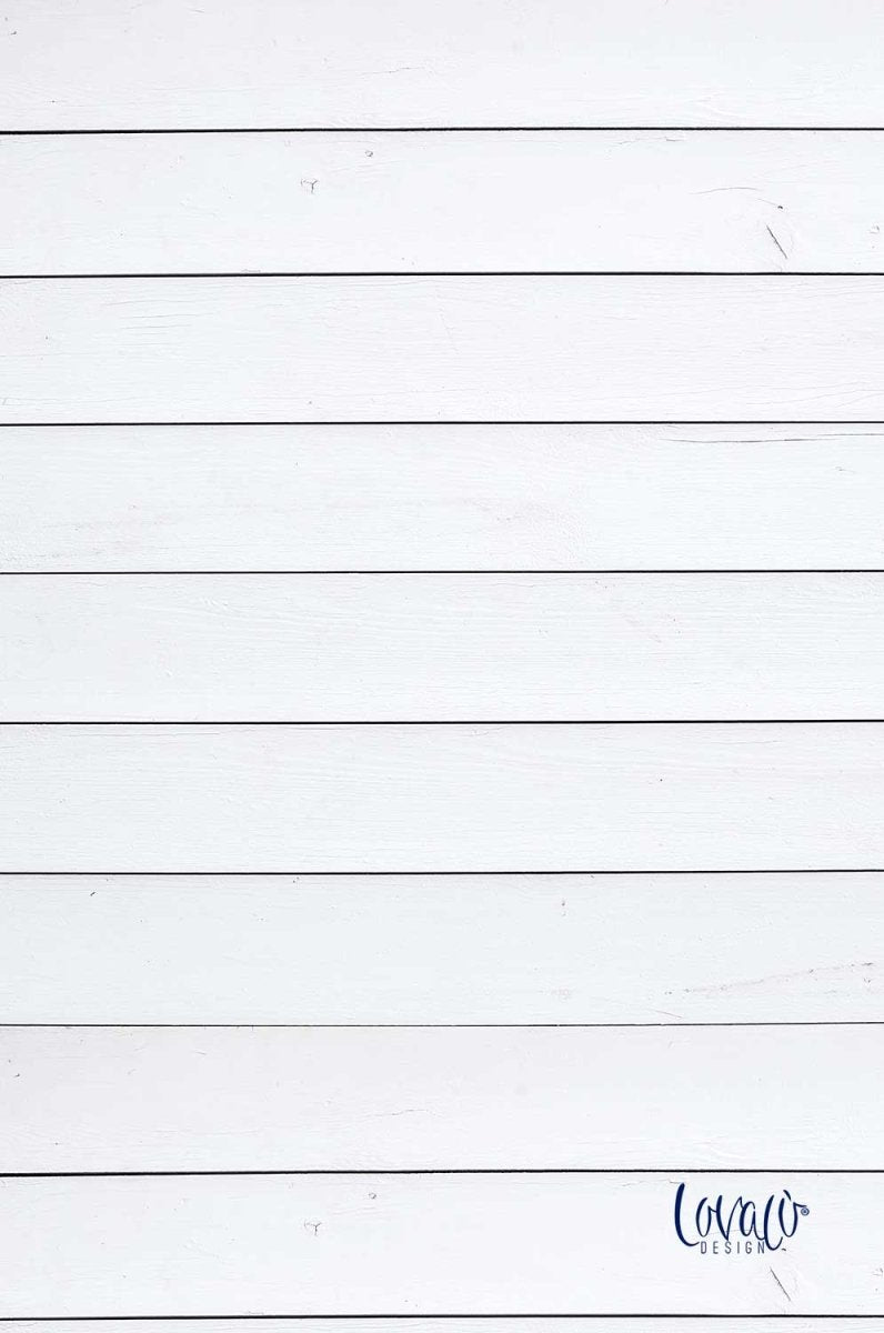 Plank wood vinyl Photography backdrop - Lov 502 - LovaluDesign