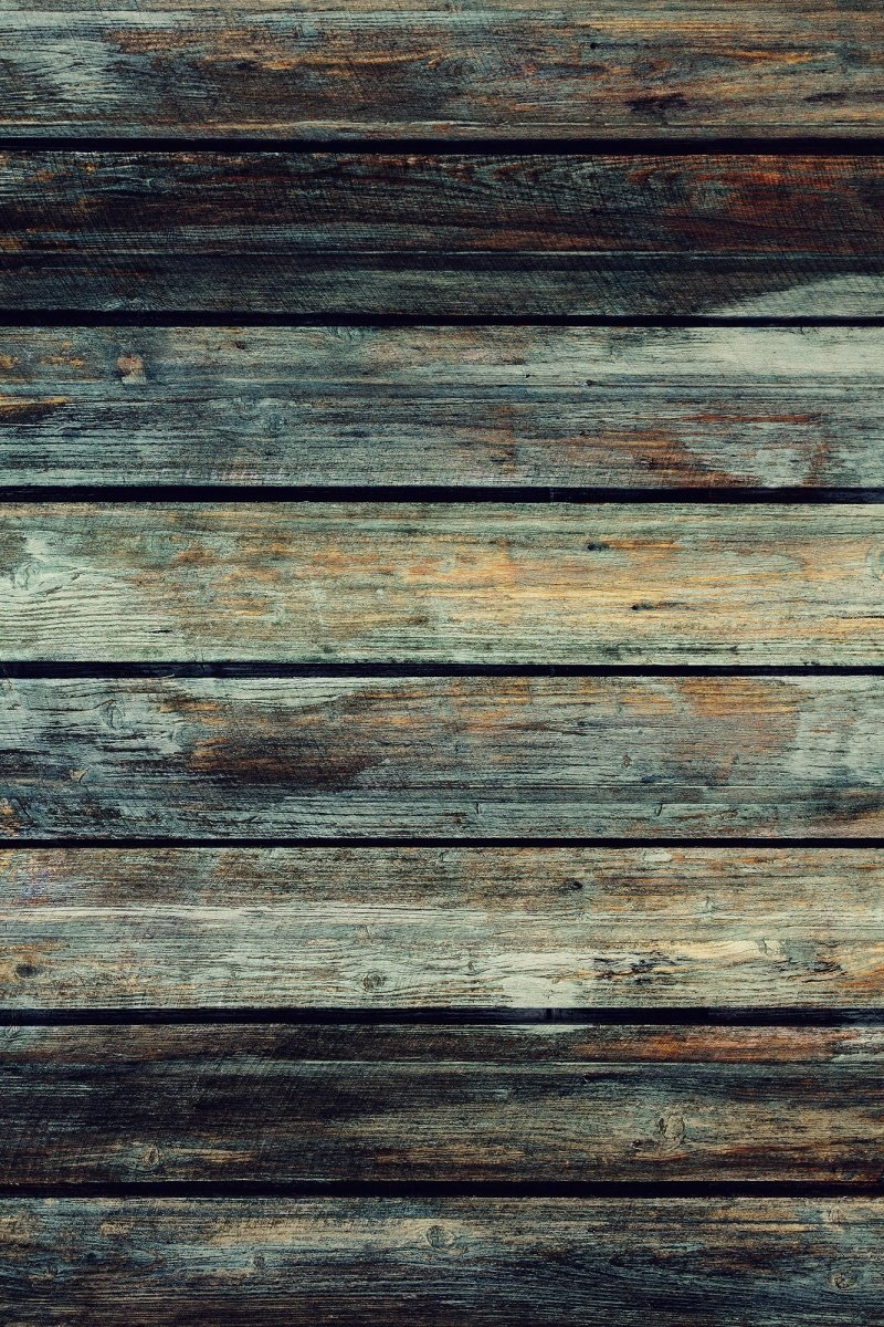 Plank wood vinyl photography backdrops - Lov 104 - LovaluDesign