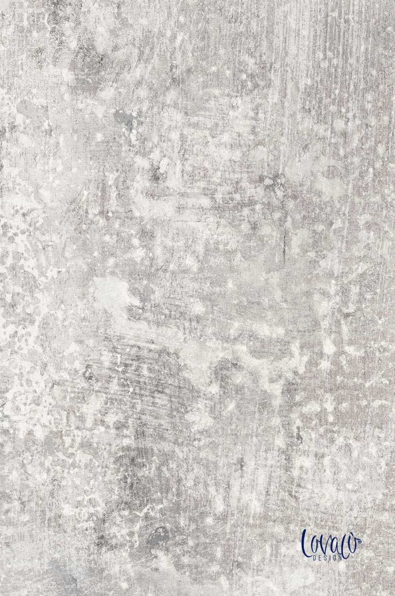 Pvc Photography Backdrop grey paint stone - lov 908 - LovaluDesign