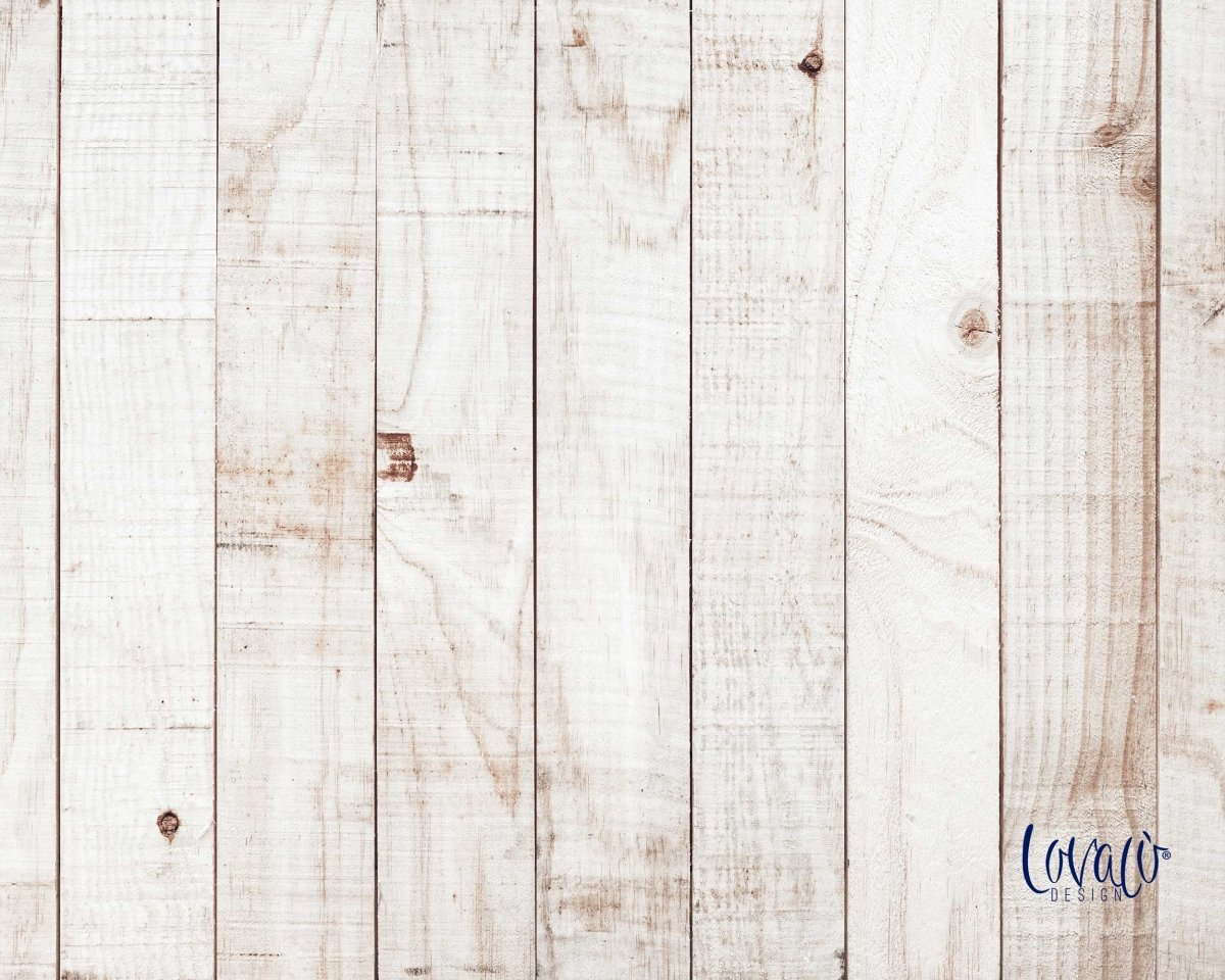 Vinyl photography backdrop natural wood - Lov 827 - LovaluDesign