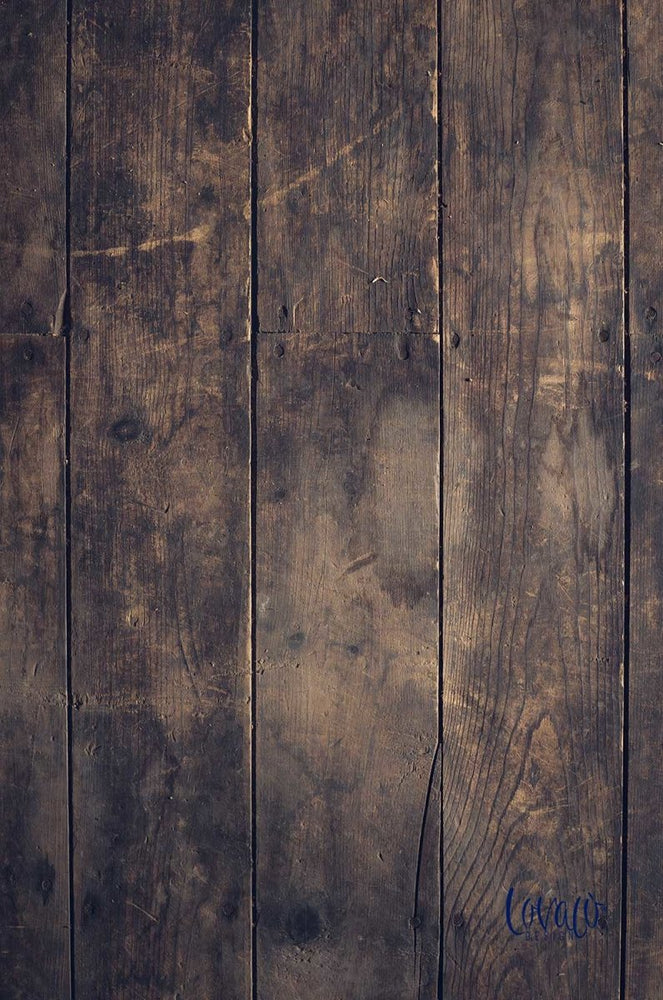 Vinyl photography backdrop old wood - Lov 834
