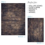 Vinyl photography backdrop old wood - Lov 834 - LovaluDesign