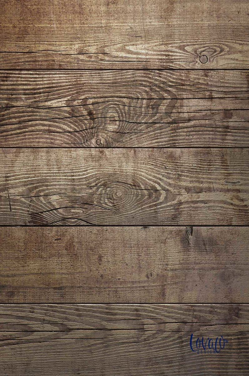 Wood vinyl photography backdrops - Lov 510 - LovaluDesign