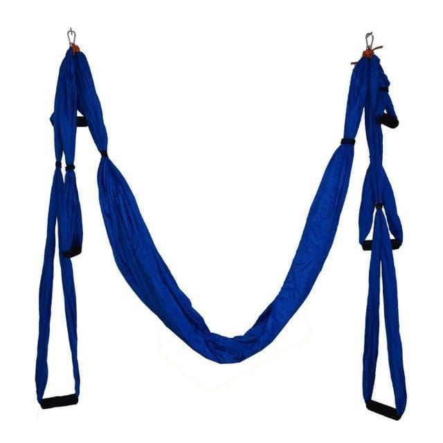 1 Aerial Yoga Hammock - deep blue / China