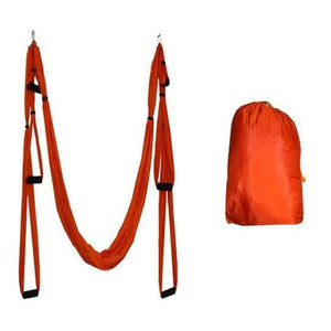 1 Aerial Yoga Hammock - orange / China