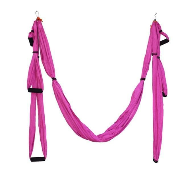 1 Aerial Yoga Hammock - pink / China