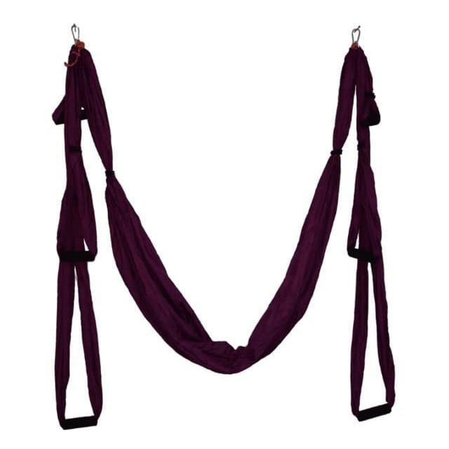 1 Aerial Yoga Hammock - purple / China