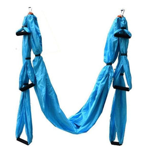 1 Aerial Yoga Hammock - sky blue / China