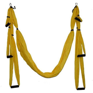 1 Aerial Yoga Hammock - yellow / China