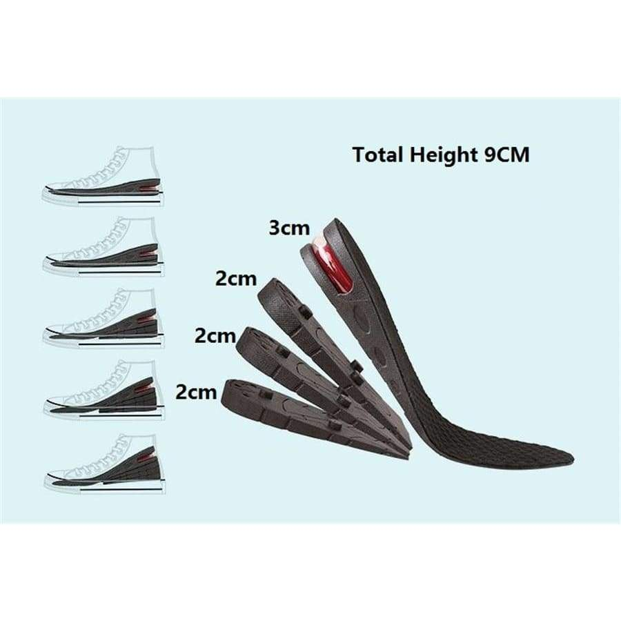 #1 Height Increasing Insoles