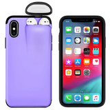 2-In-1 iPhone & AirPods Case - Buy 1 get 30% off 2nd - iPhone 7 8 / purple - phone accessories