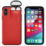 2-In-1 iPhone & AirPods Case - Buy 1 get 30% off 2nd - iPhone 7 8 / red - phone accessories