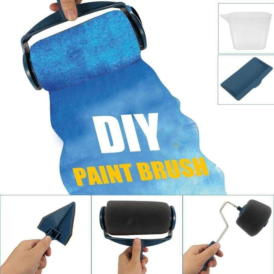 8 PCS Paint Roller Kit - Home & Garden