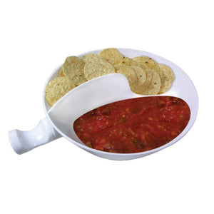 Anti-Soggy Separated Cereal Bowl - Home & Garden