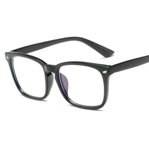 Blue Light Filter Gaming Glasses - Black - health and wellness