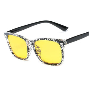 Blue Light Filter Gaming Glasses - Ink Yellow - health and wellness
